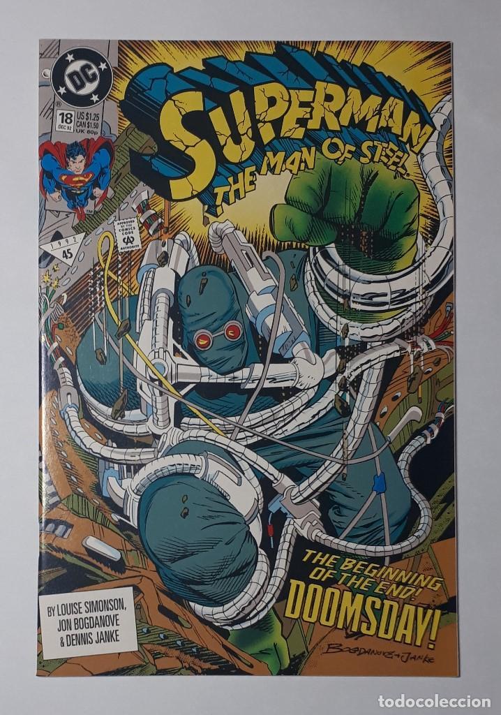 Cómics: LOTE 3 COMICS USA DC BATMAN 423 EXCELENTE ESTADO + GOTHAM CITY SIRENS 1 + SUPERMAN 18 COMO NUEVOS - Foto 5 - 289604393