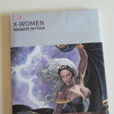 Cómics: MILO MANARA-CLAREMONT: X-WOMEN. GRAN FORMATO, CON POSTER GIGANTE. ORIGINAL ITALIANO. Lote 289784303