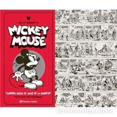 Cómics: FLOYD GOTTFREDSON WALT DISNEY MICKEY MOUSE. TIRAS DE PRENSA Nº 01. FANTAGRAPHICS. Lote 289834718