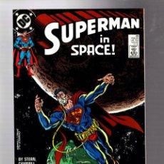 Cómics: SUPERMAN 28 - DC 1989 VFN / STERN & GAMMILL / INVASION. Lote 293453128