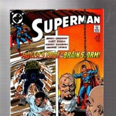 Cómics: SUPERMAN 35 - DC 1989 VFN/NM / ORDWAY & SWAN. Lote 293453783