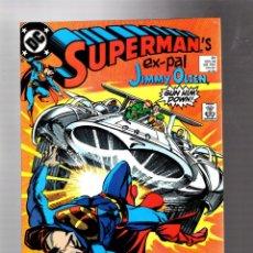 Cómics: SUPERMAN 37 - DC 1989 VFN/NM / ORDWAY & JANKE / SUPERMANS EX-PAL JIMMY OLSEN. Lote 293454098