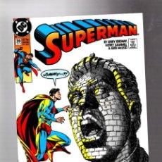 Cómics: SUPERMAN 39 - DC 1990 VFN+ / ORDWAY & GAMMILL. Lote 293454333