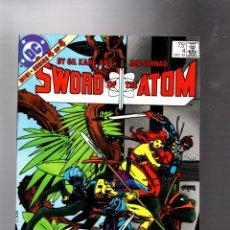 Cómics: SWORD OF THE ATOM 4 - DC 1983 FN/VFN / GIL KANE. Lote 293460843