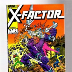 Cómics: X-FACTOR 2 - MARVEL 1986 VFN+ / LAYTON & GUICE. Lote 293563153