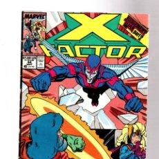 Cómics: X-FACTOR 44 - MARVEL 1989 VG+ / SIMONSON & SMITH / JUDGMENT WAR / CELESTIALS. Lote 293563523