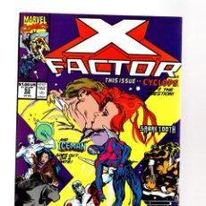 Cómics: X-FACTOR 53 - MARVEL 1990 VFN- / SABRETOOTH. Lote 293563773