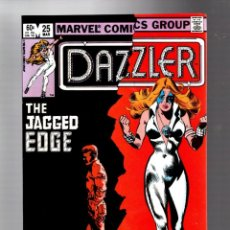 Cómics: DAZZLER 25 - MARVEL 1983 VFN/NM. Lote 293624518