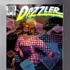 Cómics: DAZZLER 27 - MARVEL 1983 VFN+ / PORTADA DE BILL SIENKIEWICZ. Lote 293625258