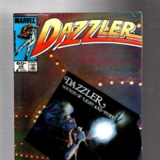 Cómics: DAZZLER 29 - MARVEL 1983 FN/VFN / PORTADA DE BILL SIENKIEWICZ. Lote 293625693