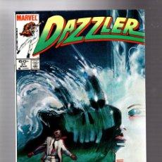 Cómics: DAZZLER 31 - MARVEL 1984 VFN / PORTADA DE BILL SIENKIEWICZ. Lote 293626258