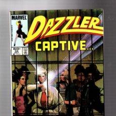 Cómics: DAZZLER 34 - MARVEL 1984 VG / PORTADA DE BILL SIENKIEWICZ. Lote 293627303