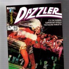Cómics: DAZZLER 35 - MARVEL 1985 VFN/NM / PORTADA DE BILL SIENKIEWICZ. Lote 293627683