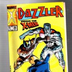 Cómics: DAZZLER 38 - MARVEL 1985 VG/FN / VS X-MEN !. Lote 293628888