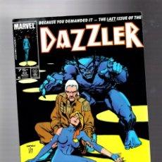 Cómics: DAZZLER 42 - MARVEL 1986 FN/VFN / BEAST / ÚLTIMO NÚMERO. Lote 293629918