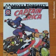 Cómics: CAPTAIN AMERICA # 26 - MARVEL KNIGHTS - EN INGLES (G2). Lote 295031543