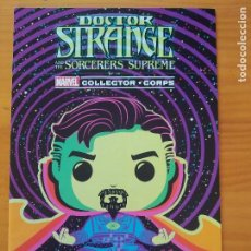 Cómics: DOCTOR STRANGE AND THE SORCERERS SUPREME MARVEL COLLECTOR CORPS # 1 - VARIANT EDITION - INGLES (GM). Lote 295342958