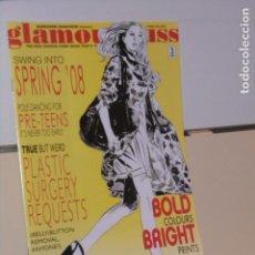 Cómics: GLAMOURPUSS SWING INTO SPRING 08 Nº 3 SEP - EN INGLES. Lote 295506968