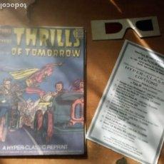 Cómics: TRILLINS OF TUMOROW FANNCINE SUPERHERO STUNTMAN-SIMON Y KIRBY-REP´RIM. Lote 295548583