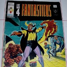 Cómics: COMIC LOS 4 FANTASTICOS MARVEL DE LA EDITORIAL VERTICE . Lote 918514