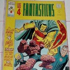 Cómics: COMIC LOS 4 FANTASTICOS EDICIONES VERTICE. Lote 918502