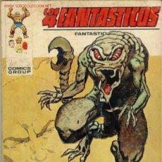 Cómics: 4 FANTASTICOS (VERTICE V1) ........ Nº 54. Lote 11832940