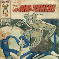 Cómics: 4 FANTASTICOS (VERTICE V1) ........ Nº 61. Lote 11832943