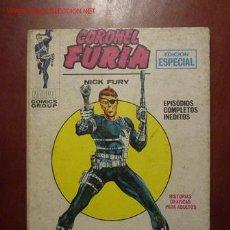 Cómics: CORONEL FURIA (VERTICE V.1) .... Nº 1. Lote 25841391