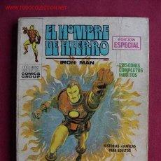 Cómics: EL HOMBRE DE HIERRO (VERTICE V.1) .... Nº 11. Lote 13068515