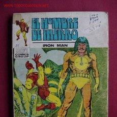 Comics - EL HOMBRE DE HIERRO (VERTICE V.1) .... Nº 27 - 13104895