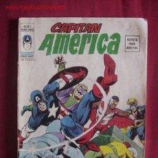 Cómics: CAPITAN AMERICA V.2 (VERTICE). ¡¡ Nº 5 !!. Lote 25810535
