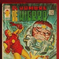 Cómics: EL HOMBRE DE HIERRO (VERTICE). ¡¡ EXTRA DE NAVIDAD !!. Lote 25810533