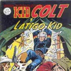 Cómics: KID COLT Y LÁTIGO KID. Nº 15. Lote 19766402
