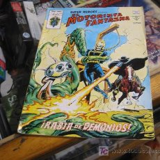 Cómics: SUPER HEROES V-2 N-110,EL MOTORISTA FANTASMA.. Lote 3396210