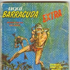 Cómics: AQUI BARRACUDA ...EXTRA ..Nº 6. Lote 26837439