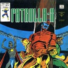 Cómics: PATRULLA X - VOLUMEN 3, NÚMERO 30. Lote 27544443