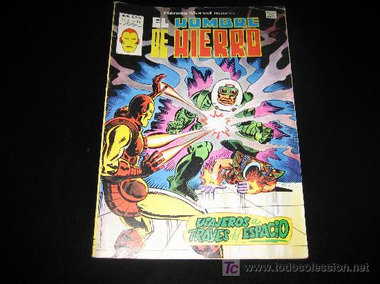 EL HOMBRE DE HIERRO VOL 2 Nº 63 VERTICE (Tebeos y Comics - Vértice - Hombre de Hierro)