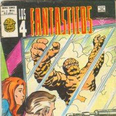 Cómics: LOS 4 FANTASTICOS - MATERTE PARA SALVARTE - MUNDO COMIC Nº 24 V. 3 - EDI. VERTICE 1978. Lote 24847966