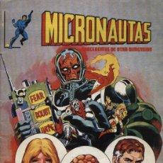 Cómics: MICRONAUTAS - Nº 4 - VÉRTICE LÍNEA SURCO 1.980. Lote 120677862