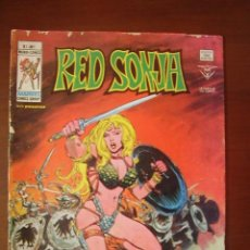 Cómics: RED SONJA. VOL. 1. Nº 1. VÉRTICE. Lote 25882704
