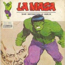 Cómics: LA MASA Nº 31. Lote 26696431