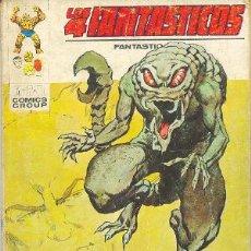 Cómics: LOS 4 FANTASTICOS Nº 54 VERTICE TACO. Lote 26604144