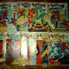 Cómics: ESPECIAL SUPER HEROES COMPLETA GASTOS INCLUIDOS. Lote 21765235