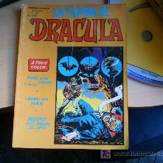 Cómics: LA TUMBA DE DRACULA. Nº V-2 Nº 6 ( ESCALOFRIO). Lote 4683136