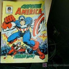 Cómics: CAPITAN AMERICA Nº 2- MUNDICOMICS. Lote 26921901