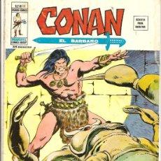 Comics: CONAN V-2 Nº 12, ROY THOMAS, JOHN BUSCEMA. Lote 8599233