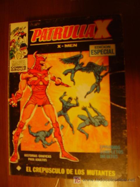 PATRULLA X. Nº 23. VOL. 1. VÉRTICE (Tebeos y Comics - Vértice - Patrulla X)