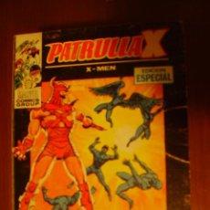 Cómics: PATRULLA X. Nº 23. VOL. 1. VÉRTICE. Lote 27338267