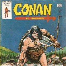 Cómics: CONAN. Nº 41. VOLUMEN 2. VERTICE.. Lote 5828569