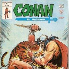 Cómics: CONAN. Nº 42. VOLUMEN 2. VERTICE.. Lote 5828571